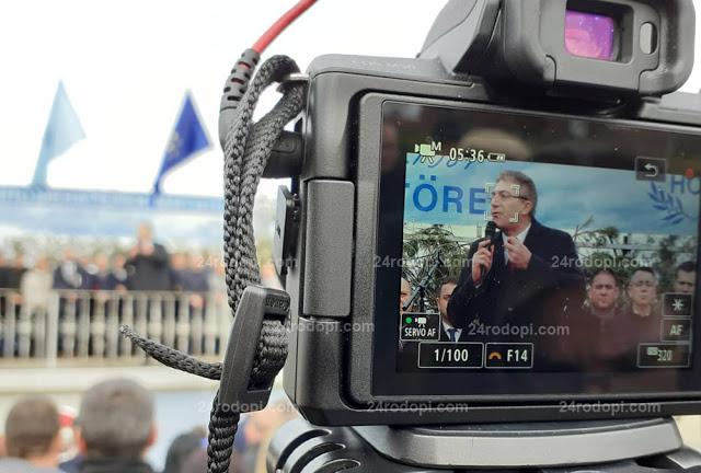 Мустафа Карадайъ: Това направи Тюркян – днес от площада да си честитим празниците! (снимки)