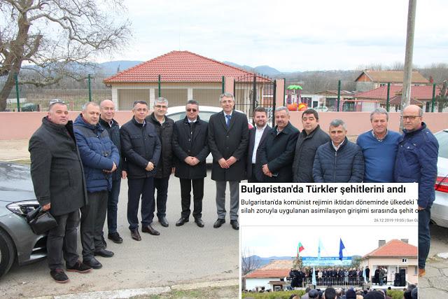 Митингът в Могиляне влезе в турските медии