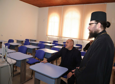 Бойко Борисов: 5 милиона дадохме за манастира в Кърджали