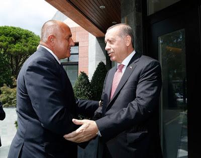 Борисов и Ердоган се срещат в понеделник – няма мигрантска заплаха за България