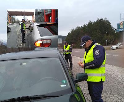 42 проверени МПС на пътя, ето нарушенията…