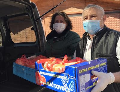Храна по домовете за 150 момчилградчани