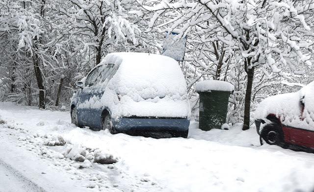 10 сантиметра сняг след Първа пролет, притесненията в Ардинско са за…(снимки)