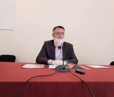 Хасан Азис: Не насаждайте омраза срещу човека с COVID-19! Всеки от нас е с риск да се зарази, ограничете контактите си