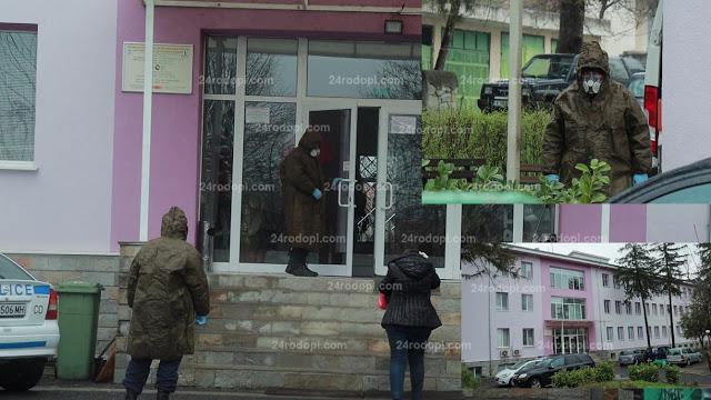 ВИДЕО репортаж: Отделението под карантина, състоянието на жената в Момчилград е добро
