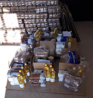 Пунктовете затвориха: 7 622 – ма с получиха храни от Европа