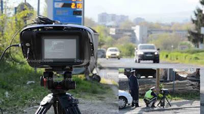 80 нарушения на пътя, 57 клипа с джигити