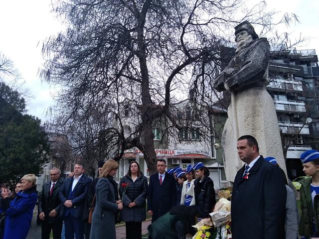 Кърджали се поклони пред Руския войн!(снимки)