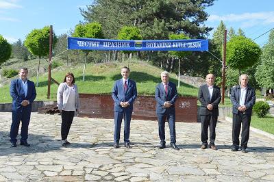 Проекти, контакти, сътрудничество на първата среща консул – кмет