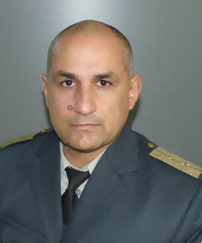 Главен инспектор Николай Баковски е новият шеф на Пожарната в Крумовград