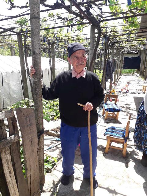 ГЕРБ поздрави 97-годишния Юсеин Мемиш – последният оцелял фронтовак в Крумовградско