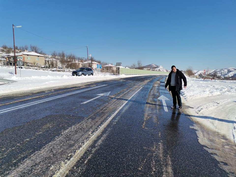 Никола Чанев: Пътищата са почистени до асфалт