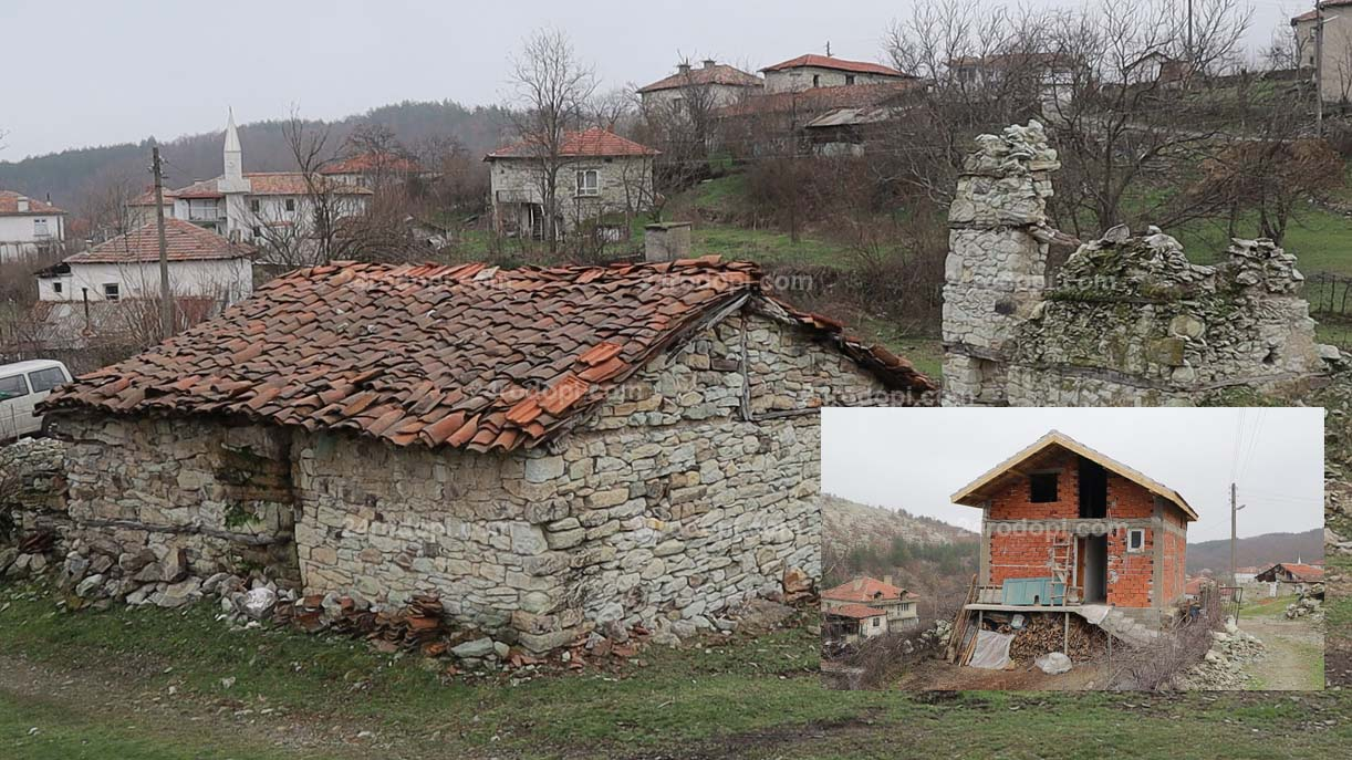 ВИДЕО репортаж: Старите къщи и хората, като… лястовички