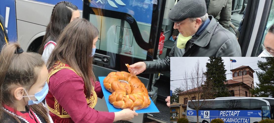 Мустафа Карадайъ: Приемете ме като един от Черноочене! Тук живеят най-сплотените хора