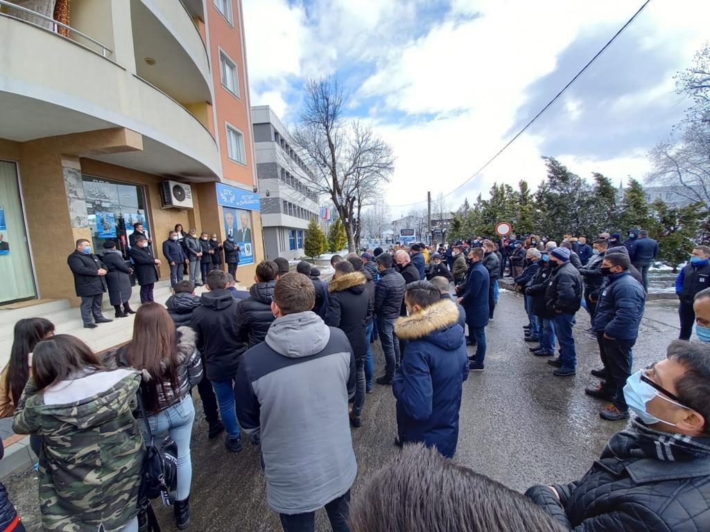 Мустафа Карадайъ в Джебел и Ардино: Всеки глас за ГЕРБ струва 2 млрд. лева дълг на година!