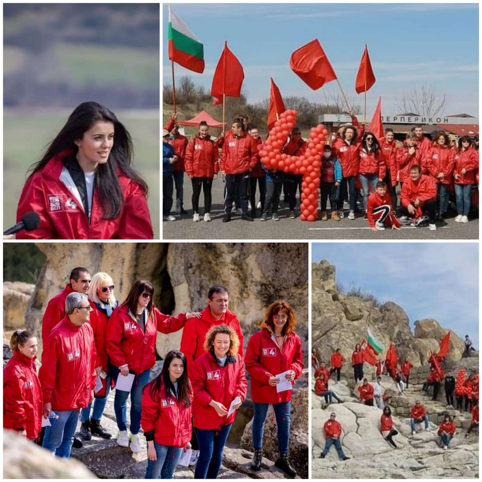 БСП: Петя е младостта, Петя е бъдещето! Не се страхувайте, приятели, гласувайте за Кърджали и България!