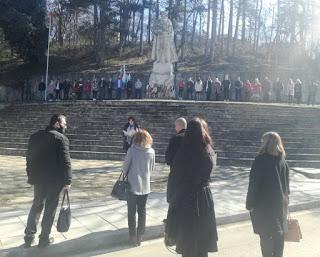 Шествие в Крумовград, кметът: Да застанем зад националните и местни каузи