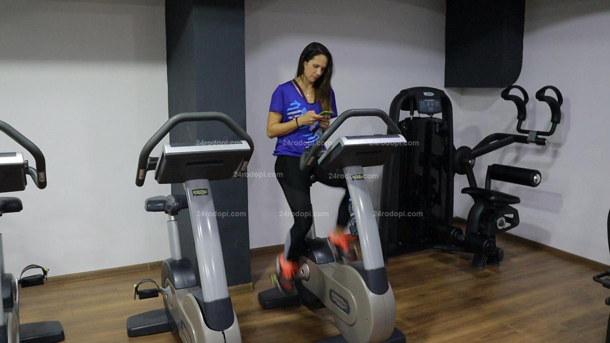 ВИДЕО репортаж: Локдаун №3: Затваряне на полупразните фитнес зали…