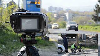 Акция на пътя: 203 нарушения, 12 клипа за превишена скорост