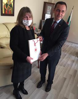 Генералният консул на Турция си взе довиждане с Кърджали