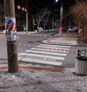 След публикация на 24rodopi.com: Опасният стълб – обезопасен!