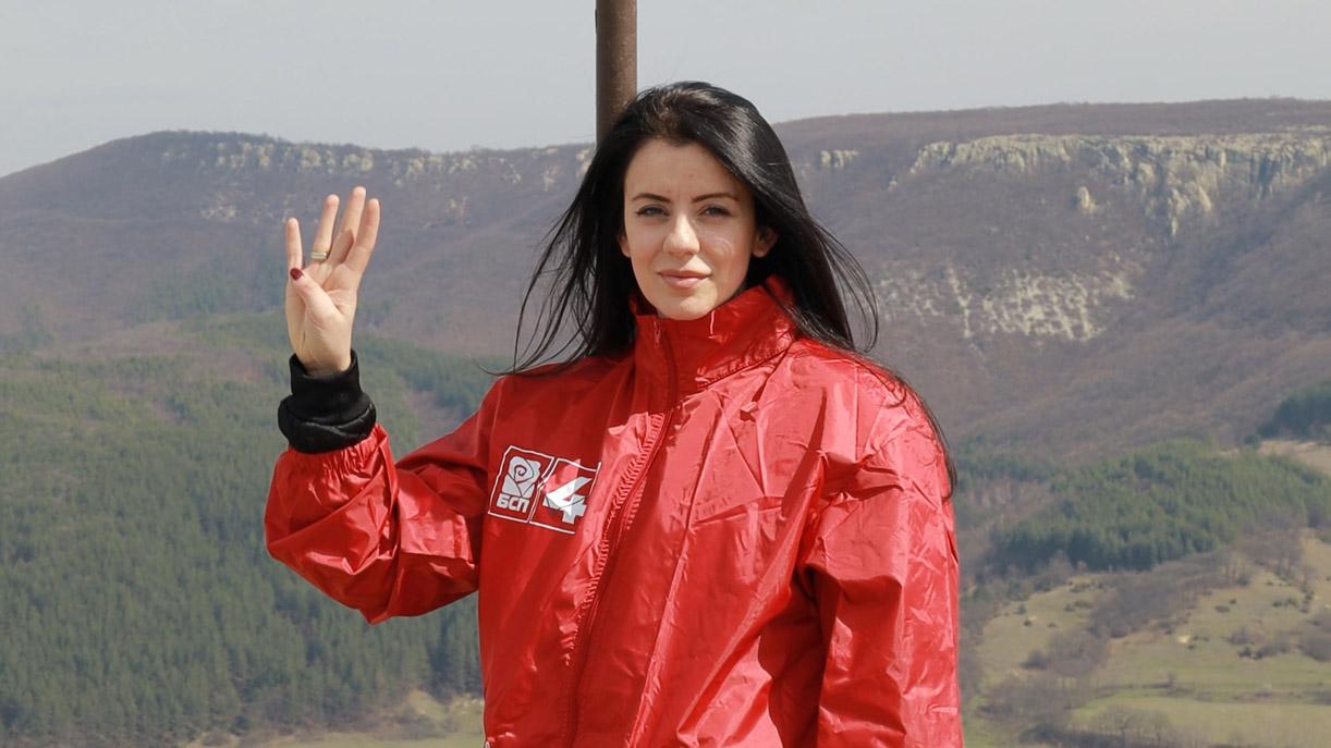 """""""Позитано"""" 20: Михалевска направи добра кампания, резултатът й в бастиона на ДПС е сравнително добър"""