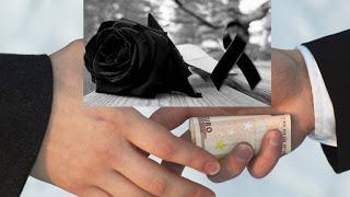 Корупцията ражда мъченици – тъжната история на пропадналата държава