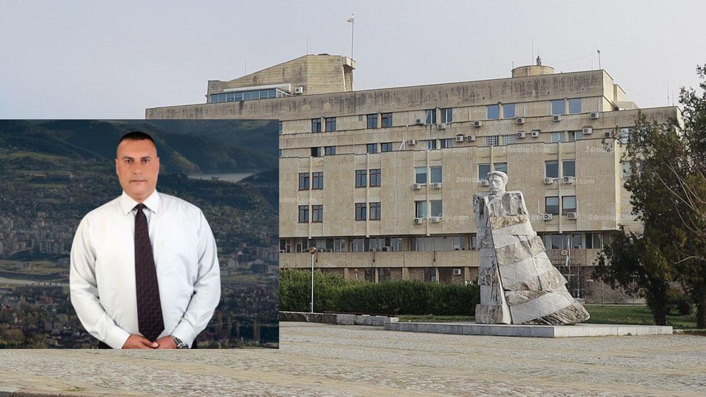 Даниел Делчев е новият областен управител на Кърджали