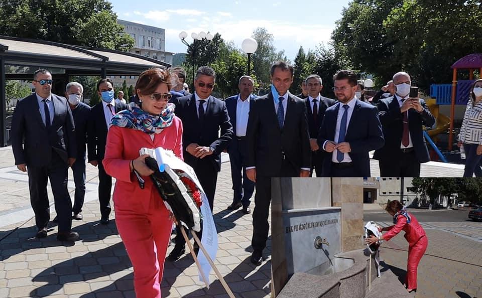 """Айлин Секизкьок: """"Майските събития"""" в Джебел запазват място в историята на борбата за демокрация в Източна Европа!"""