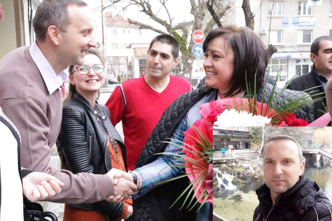Милен Филипов става общински съветник на мястото на Даниел Делчев