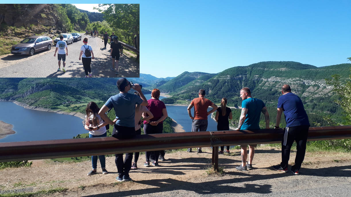Туристи от 9 области със селфи от Меандрите (снимки)