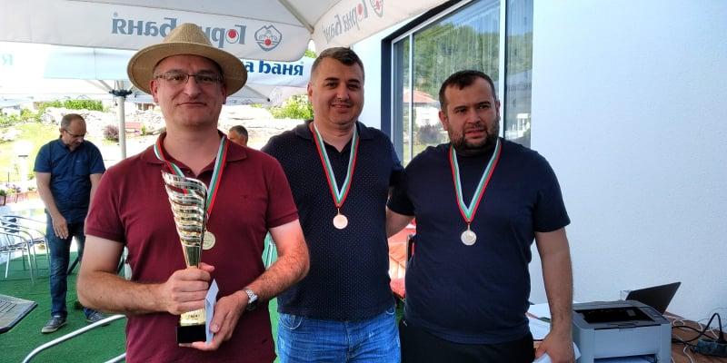 Италианец спечели шахматния турнир, организиран от Община Кирково