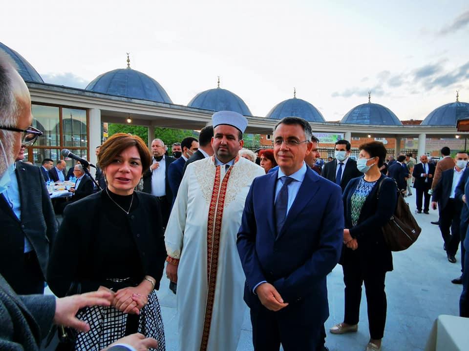 Турският посланик и кметът на Кърджали: Исторически ифтар!