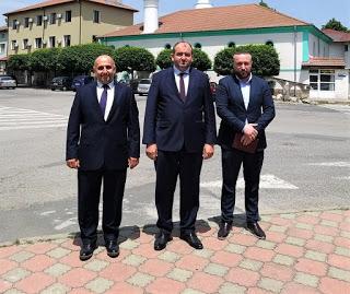 230 делегати от региона на Националната мюсюлманска конференция