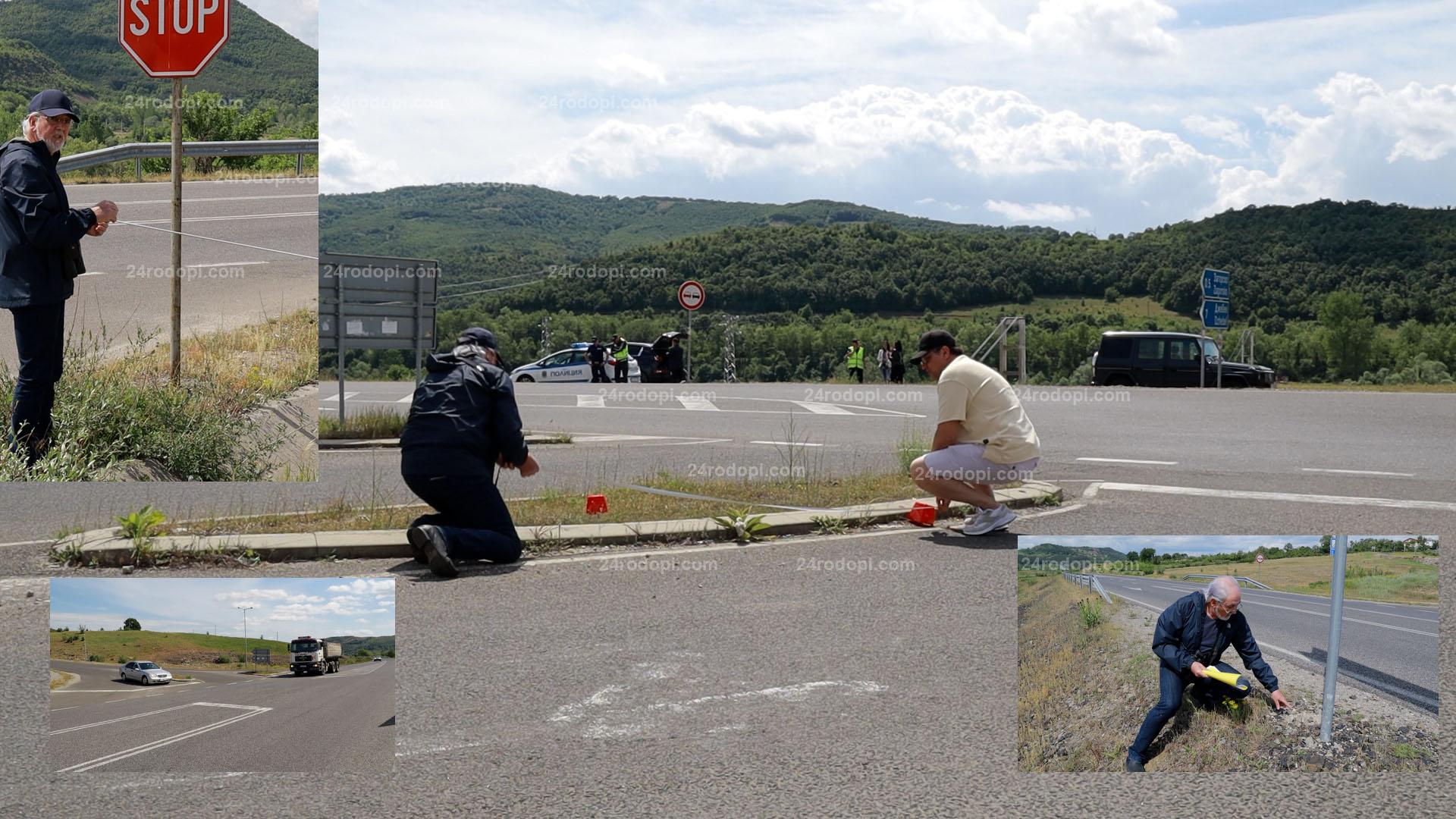 """ВИДЕО репортаж: 2 години по-късно – Местан отново на """"кръстовището на смъртта"""""""