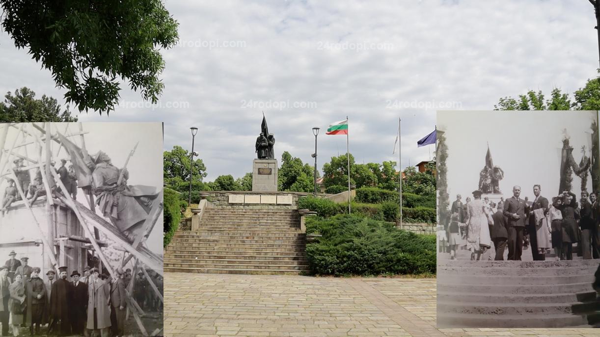ВИДЕО репортаж: 82 години Паметник на Освободителите
