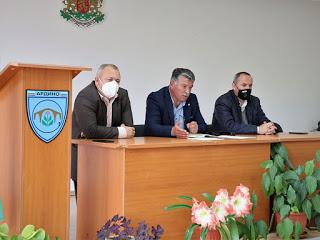 Шахин Байрамов оглави предизборния щаб на ДПС в Ардино