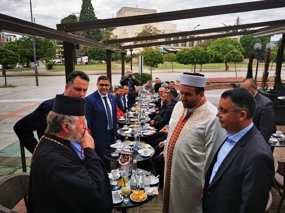 Хасан Азис: Байрамското кафе е сила, доброта и единство!