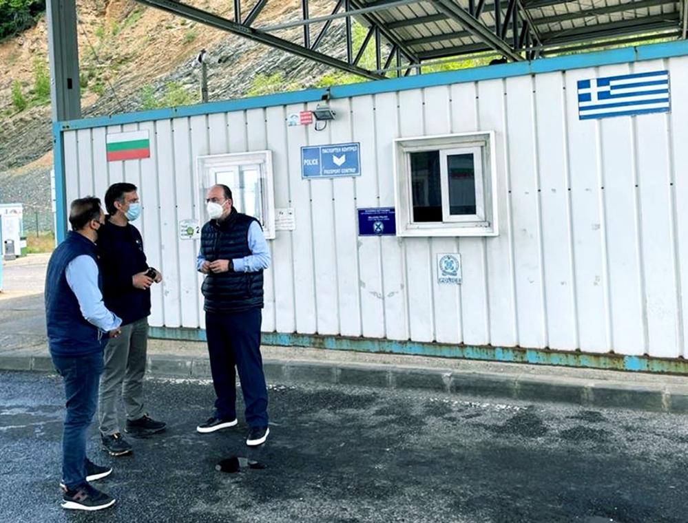 """Гръцки депутат: ГКПП """"Маказа"""" отваря в 7 сутринта на 22 май!"""