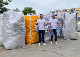 Момчилград събра 740 кг капачки за детска линейка