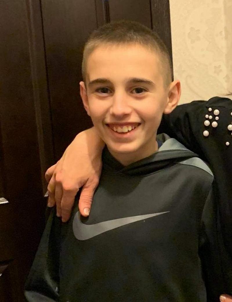 Полицията в София издирва 12-годишния Георги от Кърджали!