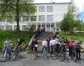 В Падина: Да си припомним правилата на пътя, но с велосипеди