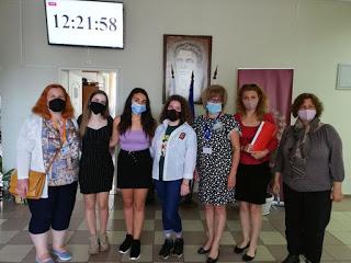 """""""Моите права в моето училище"""" развълнува и Руската гимназия в Бургас"""