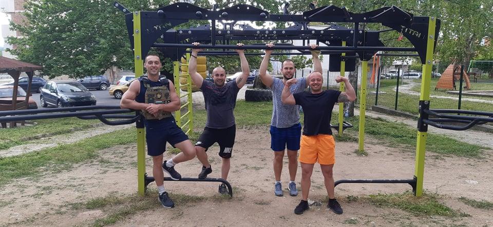 Здравеняците в Крумовград: Имаме супер условия, деца! Елате да спортуваме заедно! (снимки)