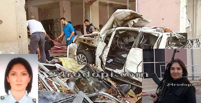 Разтърсващи думи за убитата от терористи Нефизе