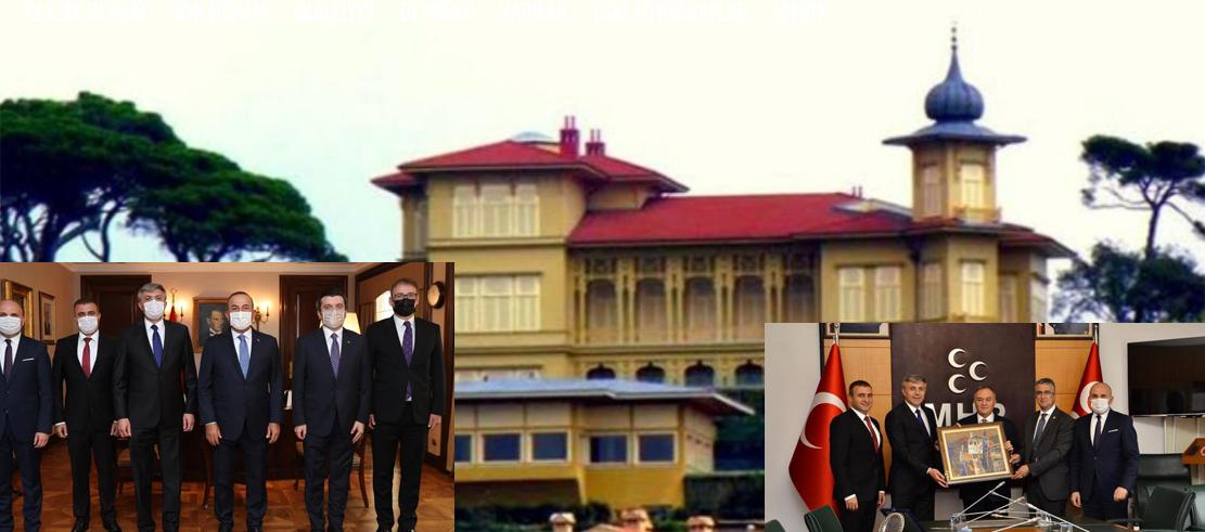 Карадайъ е край Босфора, очаква 60-минутна среща с Ердоган