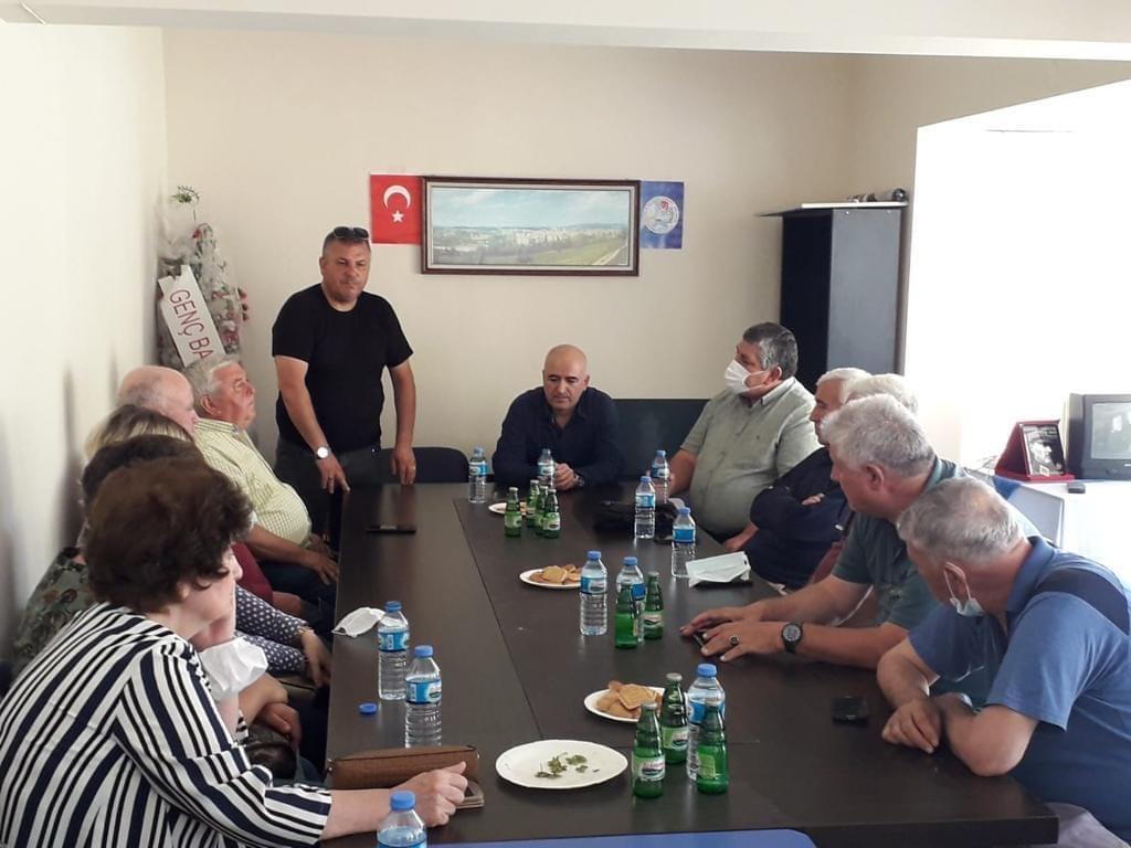 Хората на ИТН в Бурса: Ердоган да наблюдава какво се случва с приятеля му Борисов и да знае, че всеки ще отговаря за делата си, като пред Божия съд (снимки)