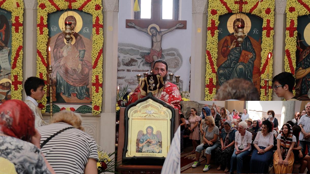 ВИДЕО репортаж: Мощите на светеца край Арда! Свети Йоан обедини България и Украйна в Кърджали