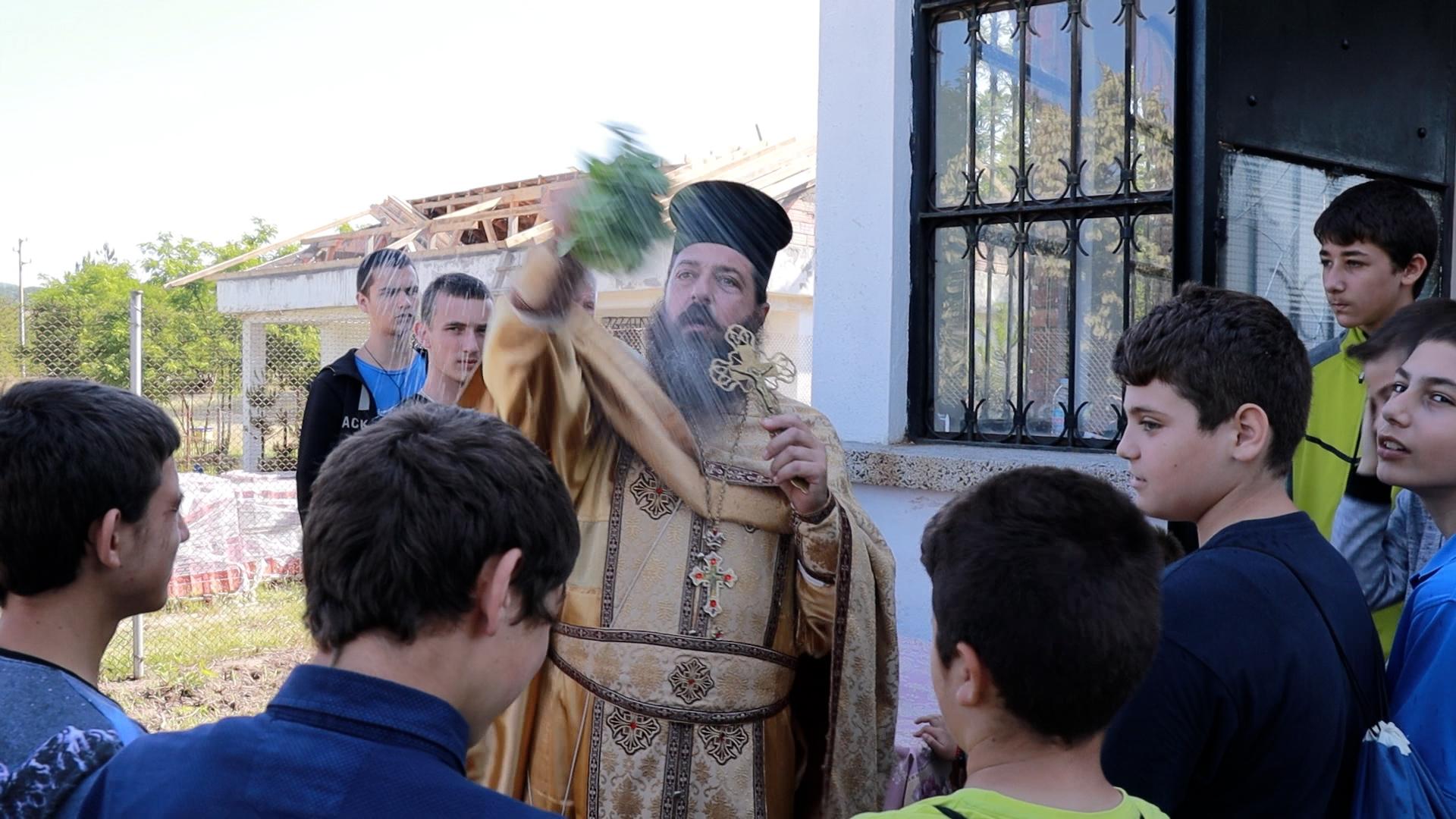 ВИДЕО репортаж: Храмов празник на параклиса над бившия ОЦК