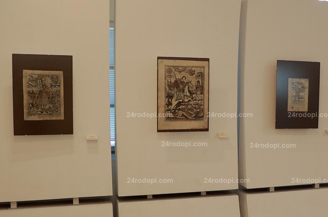 ВИДЕО репортаж: Най-голямата колекция гравюри от Атон е в Кърджали!